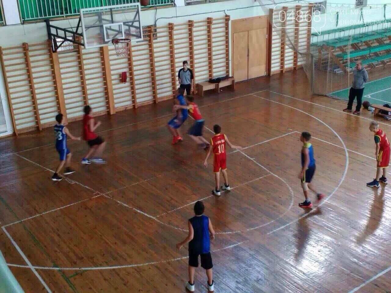 Стартовал ежегодный турнир по баскетболу Черноморская детская лига, фото-2