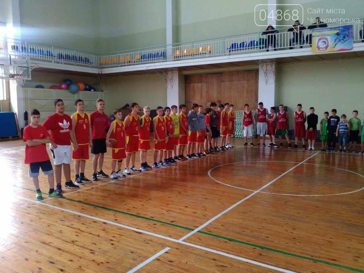 Стартовал ежегодный турнир по баскетболу Черноморская детская лига, фото-5
