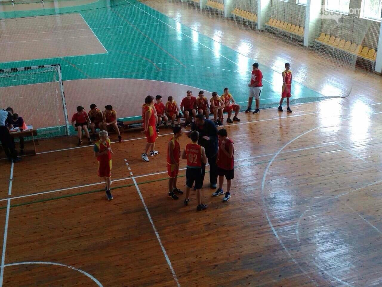 Стартовал ежегодный турнир по баскетболу Черноморская детская лига, фото-6