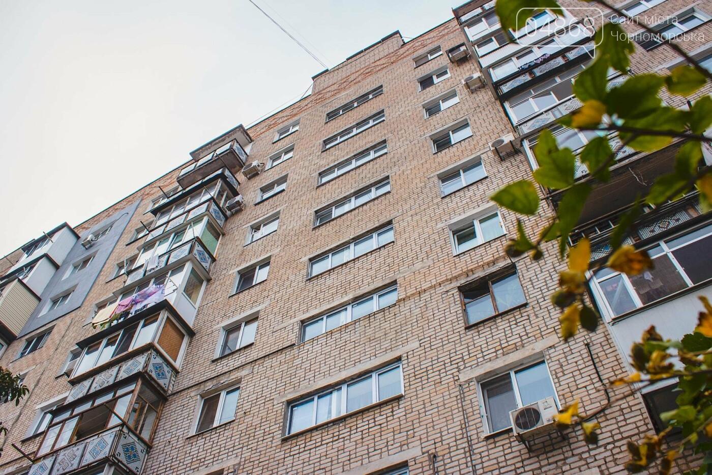 В Черноморске ремонтируют лифтовое оборудование, фото-9