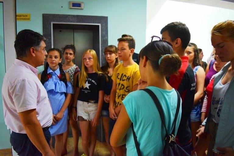 Лето – 2017 в цифрах и фактах: депутаты поставил «пятёрку» за работу по оздоровлению детей Черноморска, фото-9