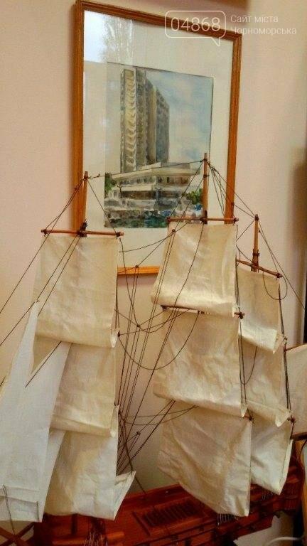 Этот день в истории Черноморска: открытие после реконструкции Музея истории порта, фото-10
