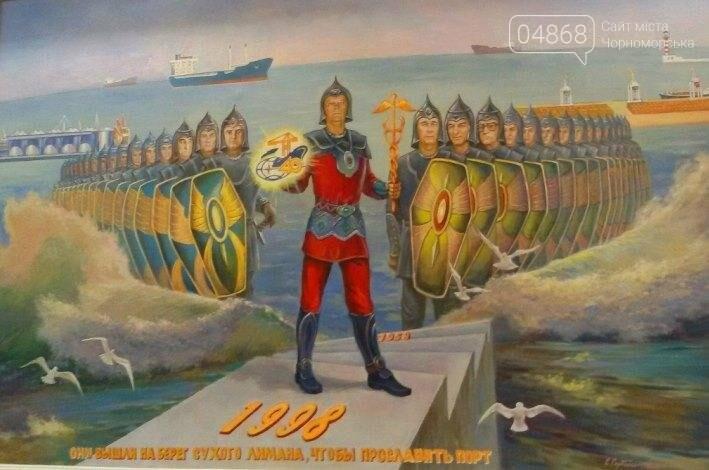 Этот день в истории Черноморска: открытие после реконструкции Музея истории порта, фото-3