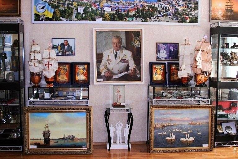 Этот день в истории Черноморска: открытие после реконструкции Музея истории порта, фото-4