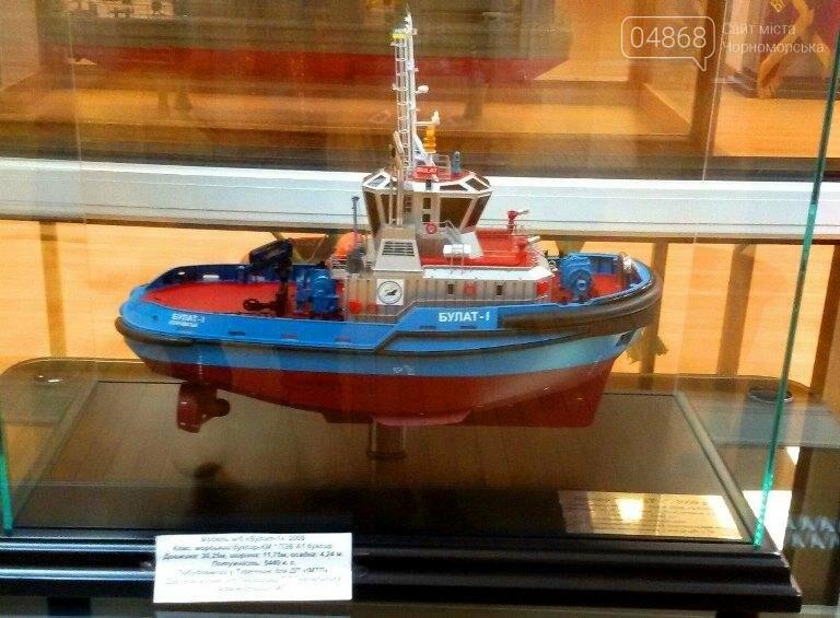 Этот день в истории Черноморска: открытие после реконструкции Музея истории порта, фото-6