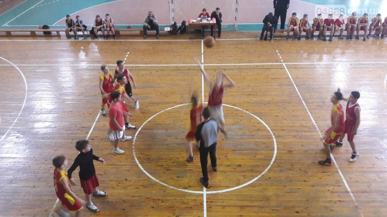 Состоялся второй тур Черноморской баскетбольной лиги, фото-2