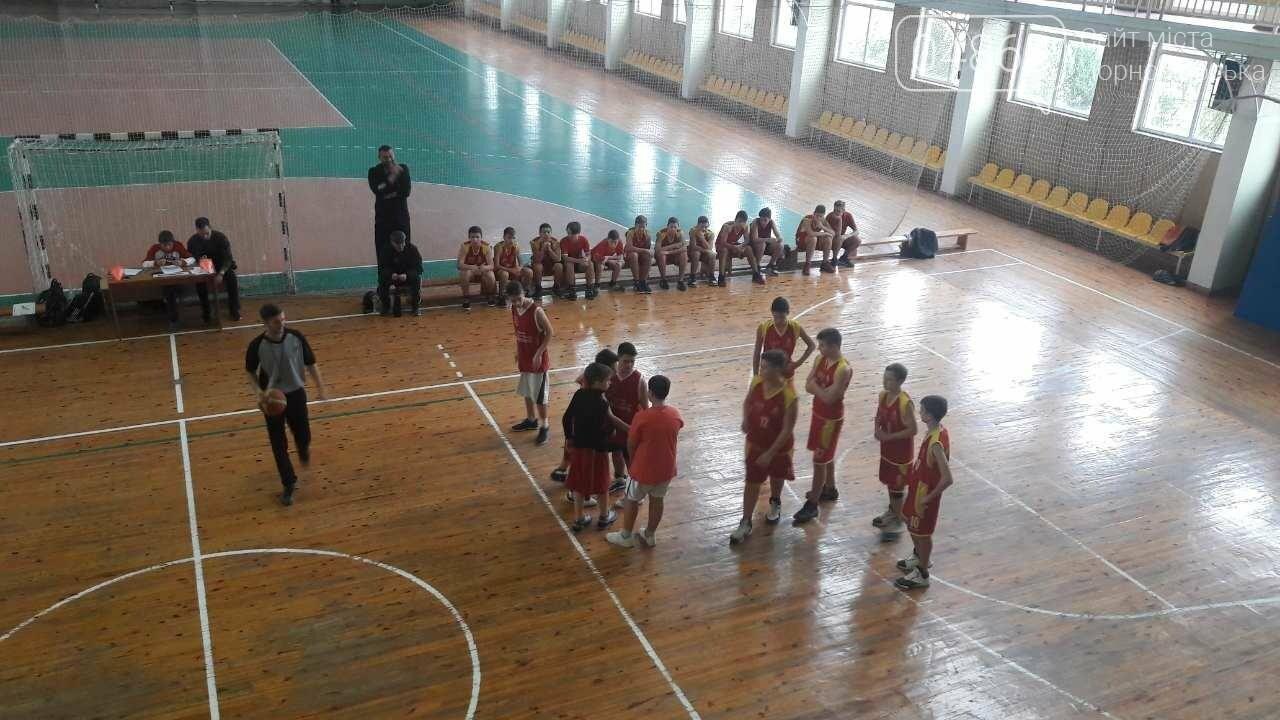 Состоялся второй тур Черноморской баскетбольной лиги, фото-1