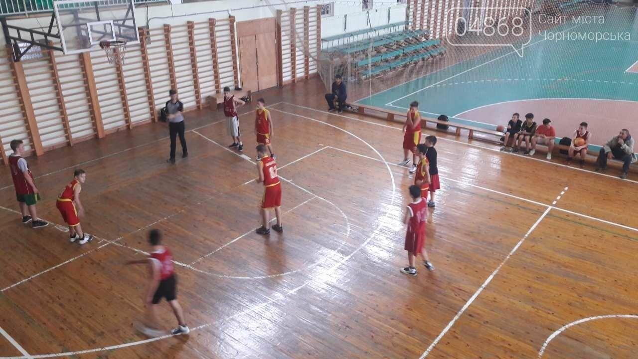 Состоялся второй тур Черноморской баскетбольной лиги, фото-4