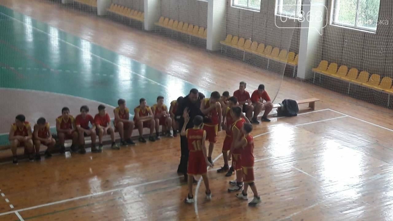 Состоялся второй тур Черноморской баскетбольной лиги, фото-3