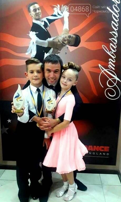 Четвероклассники Черноморской школы №7 стали чемпионами Украины, фото-1