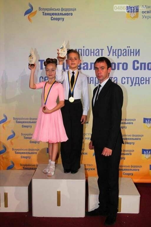 Четвероклассники Черноморской школы №7 стали чемпионами Украины, фото-2