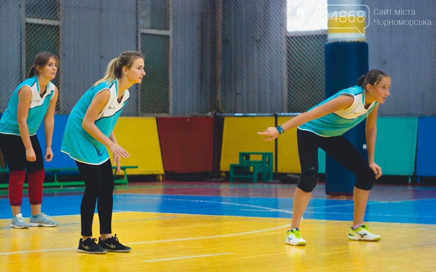 В Черноморске проходит городская спартакиада по волейболу, фото-11