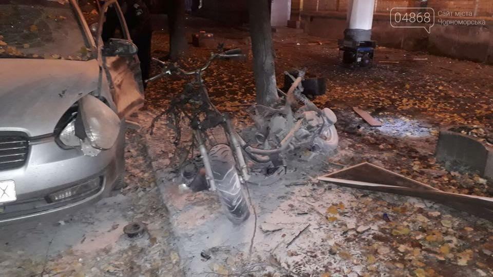 Покушение на нардепа Мосийчука в Киеве, фото-4