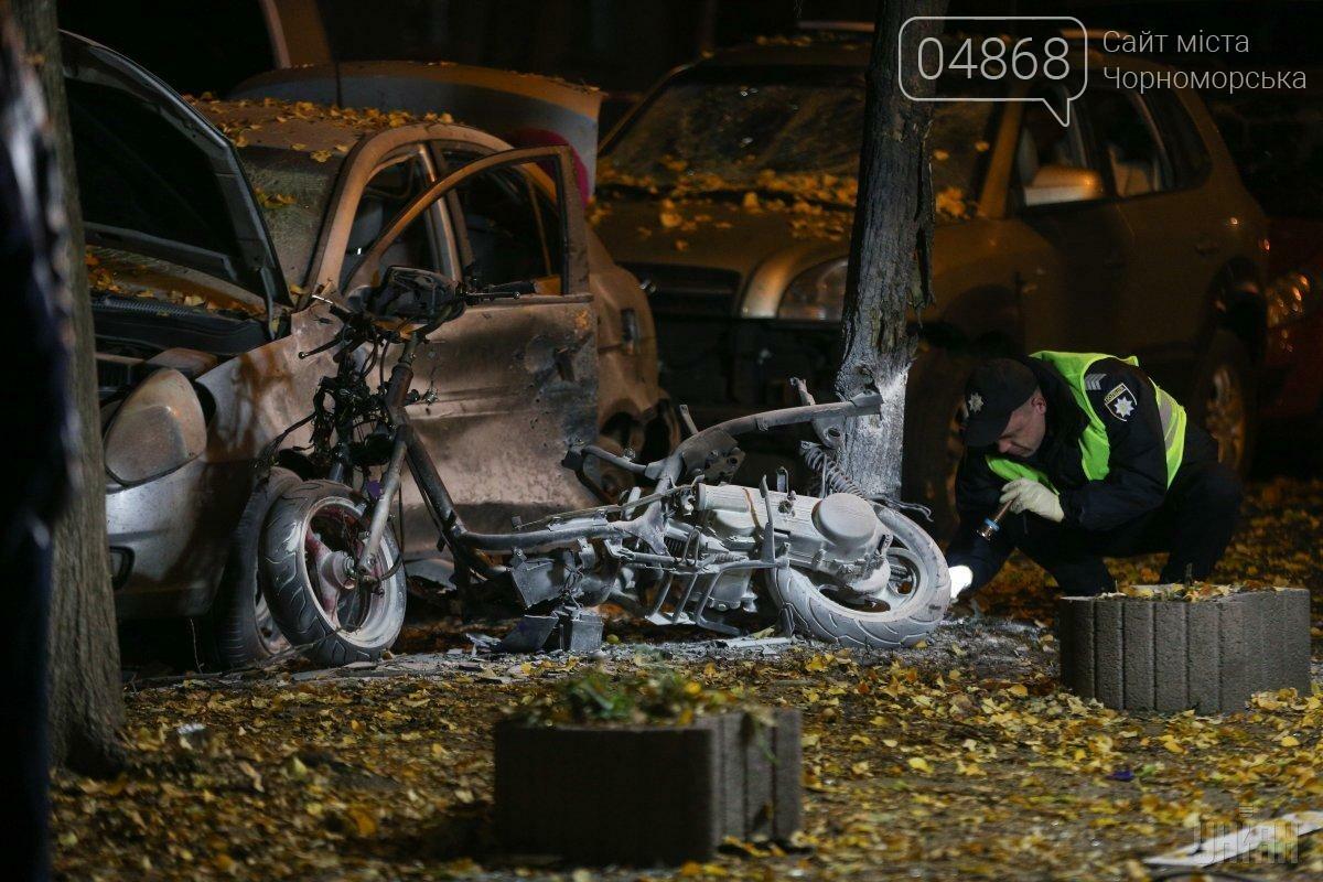 Покушение на нардепа Мосийчука в Киеве, фото-2