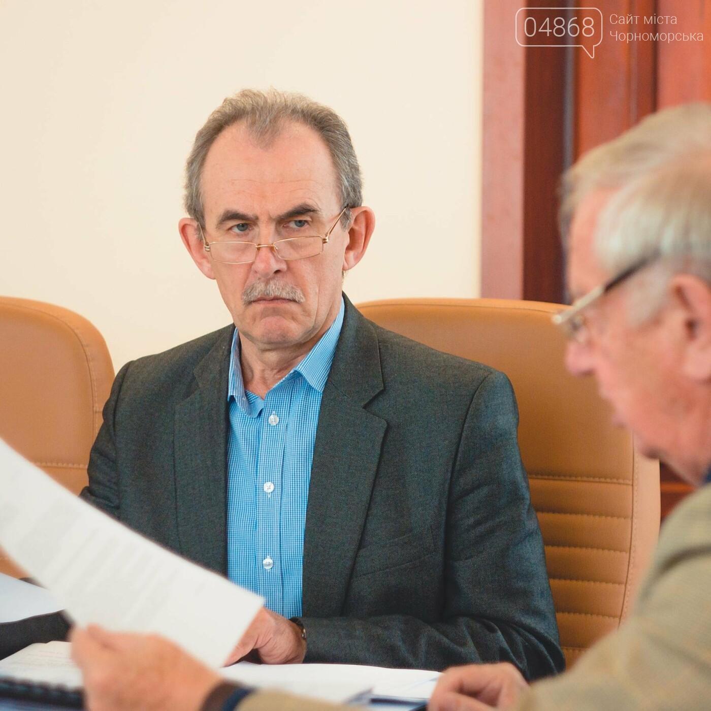 Решением исполкома выделено дополнительно 4 млн. грн. на берегоукрепление в Черноморске, фото-5