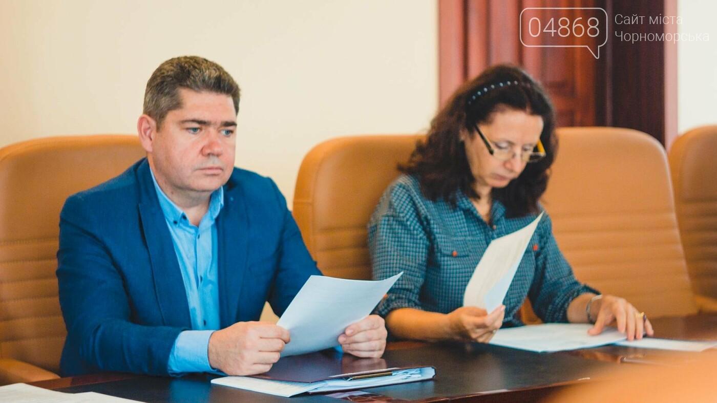 Решением исполкома выделено дополнительно 4 млн. грн. на берегоукрепление в Черноморске, фото-4