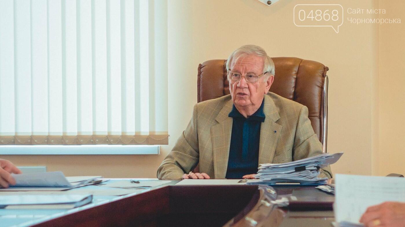 Решением исполкома выделено дополнительно 4 млн. грн. на берегоукрепление в Черноморске, фото-3