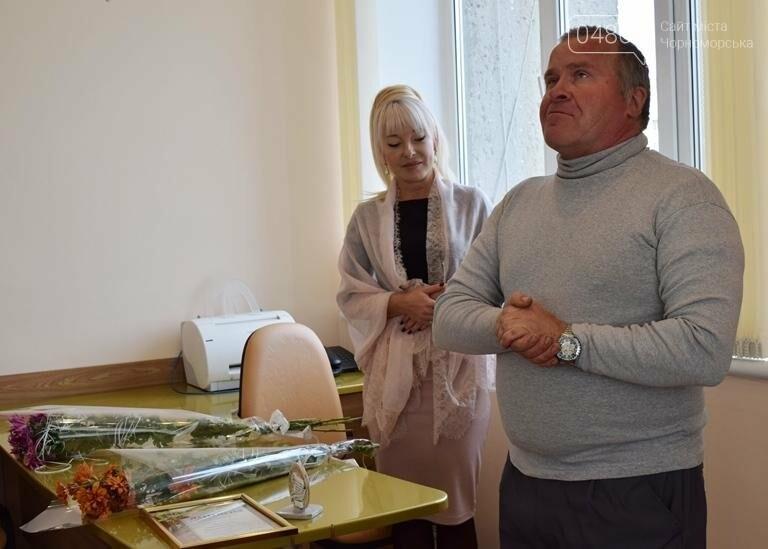 В Черноморске вручили литературную премию им.Василя Сагайдака, фото-10