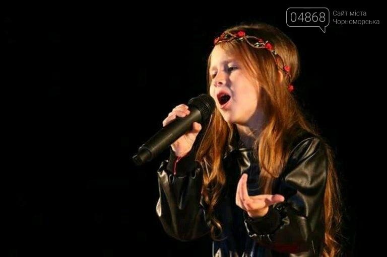 Юная звёздочка из Черноморска одержала победу на Международном фестивале в Харькове, фото-5