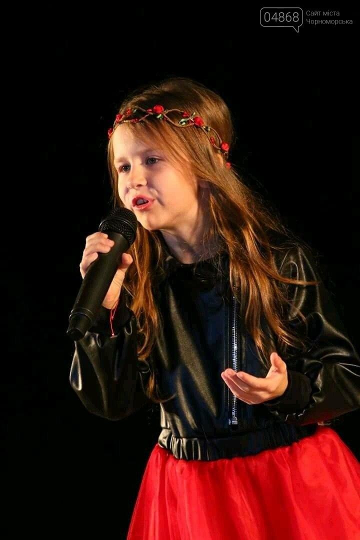 Юная звёздочка из Черноморска одержала победу на Международном фестивале в Харькове, фото-3