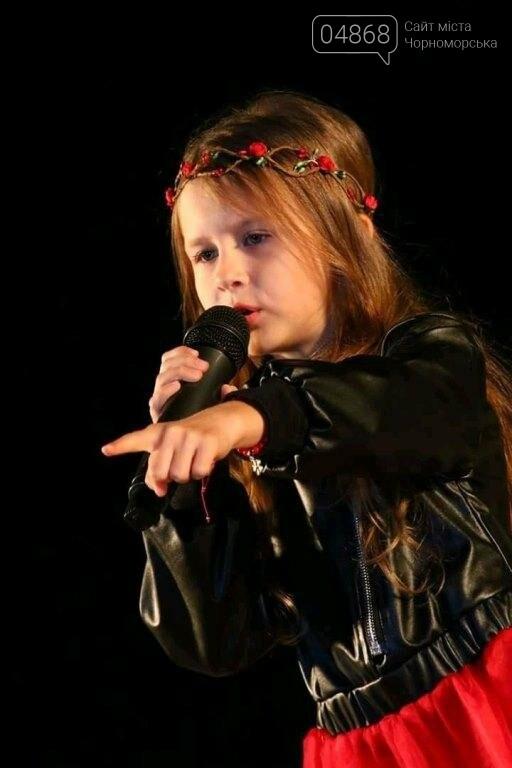 Юная звёздочка из Черноморска одержала победу на Международном фестивале в Харькове, фото-1