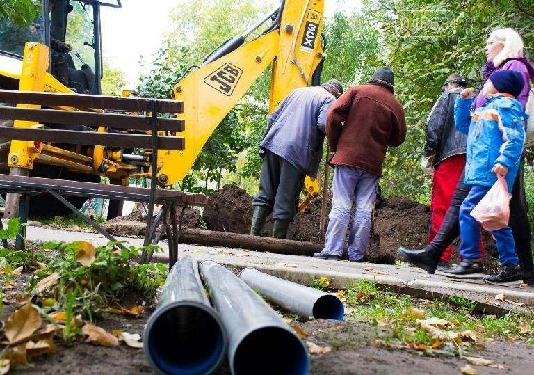 В КП «ГУЖКХ» рассказали об объёмах выполненных работ за последнюю недею октября, фото-1
