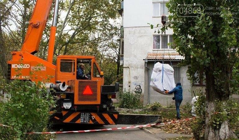 В КП «ГУЖКХ» рассказали об объёмах выполненных работ за последнюю недею октября, фото-5