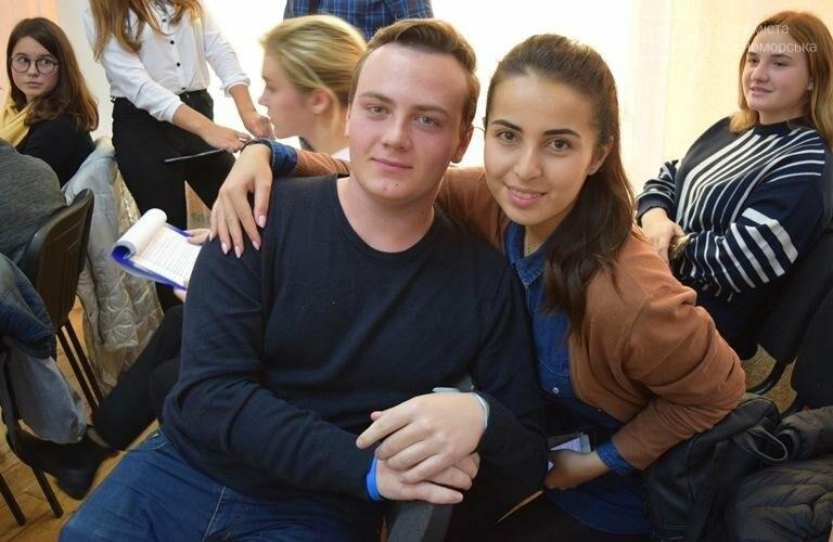 В Черноморске выбрали нового молодого лидера, фото-12