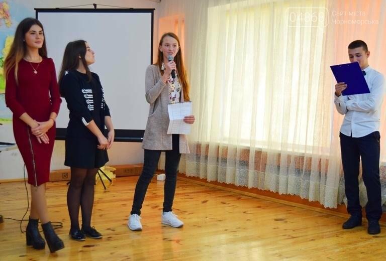 В Черноморске выбрали нового молодого лидера, фото-10