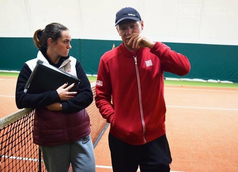 День открытых дверей в «Elite Tennis Club» Черноморска: как это было, фото-10