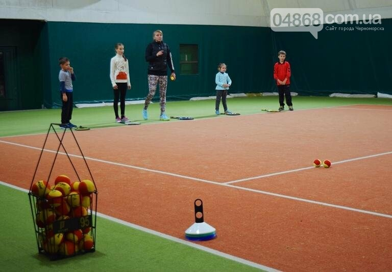 День открытых дверей в «Elite Tennis Club» Черноморска: как это было, фото-11