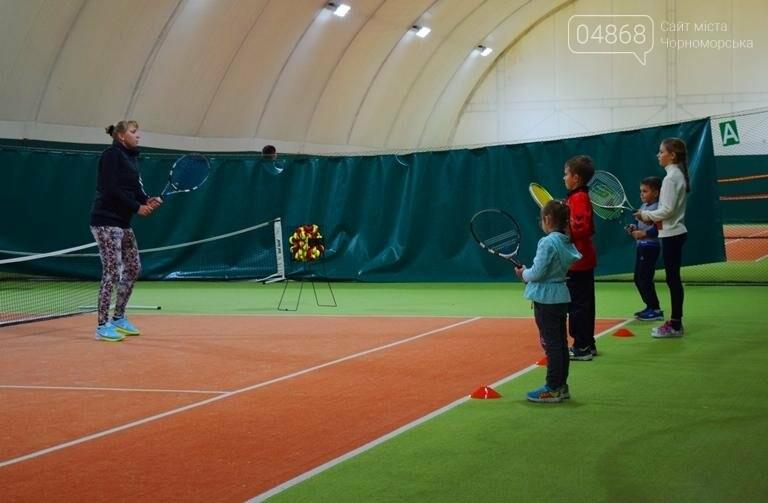 День открытых дверей в «Elite Tennis Club» Черноморска: как это было, фото-12