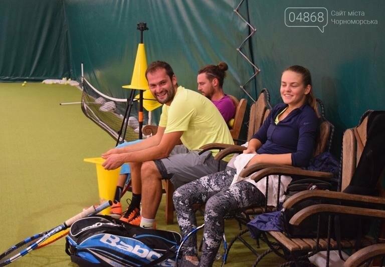 День открытых дверей в «Elite Tennis Club» Черноморска: как это было, фото-6