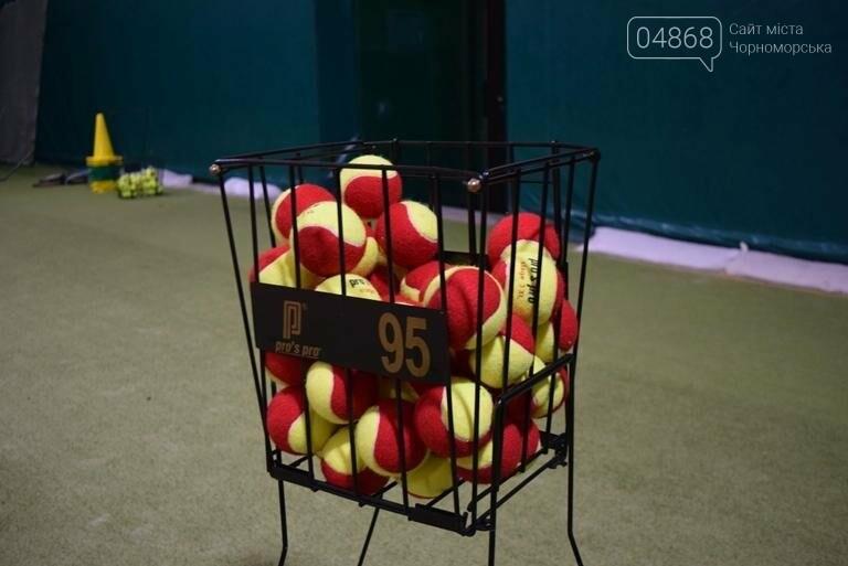 День открытых дверей в «Elite Tennis Club» Черноморска: как это было, фото-8