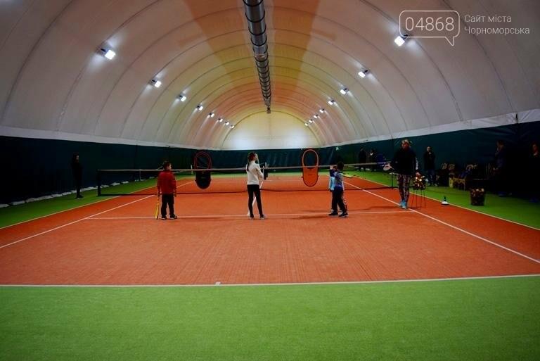 День открытых дверей в «Elite Tennis Club» Черноморска: как это было, фото-7