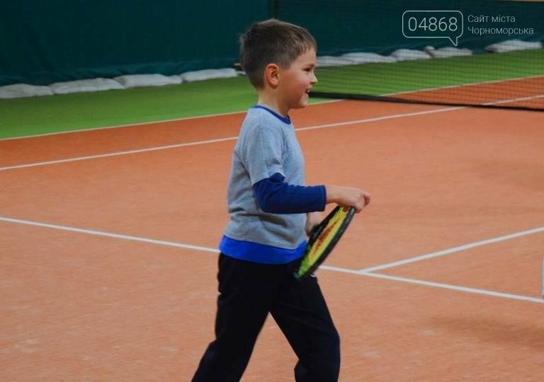 День открытых дверей в «Elite Tennis Club» Черноморска: как это было, фото-13