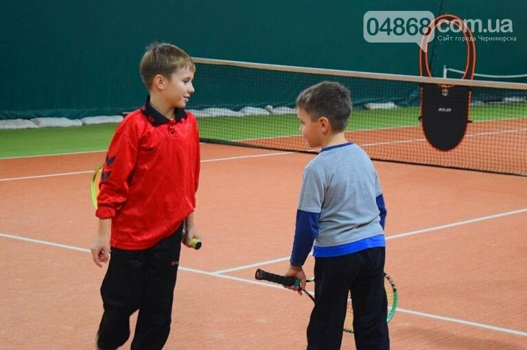 День открытых дверей в «Elite Tennis Club» Черноморска: как это было, фото-14