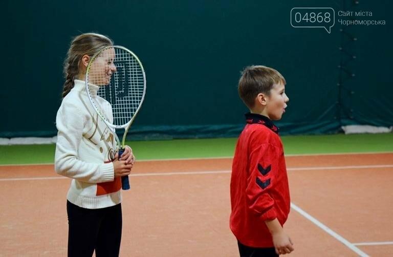 День открытых дверей в «Elite Tennis Club» Черноморска: как это было, фото-1