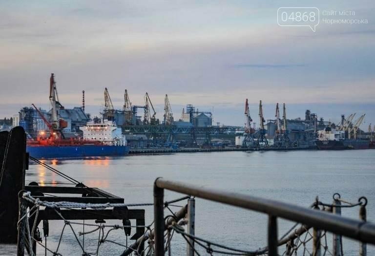 Ноябрь в истории морского порта Черноморск / Ильичевск: хроника событий , фото-2