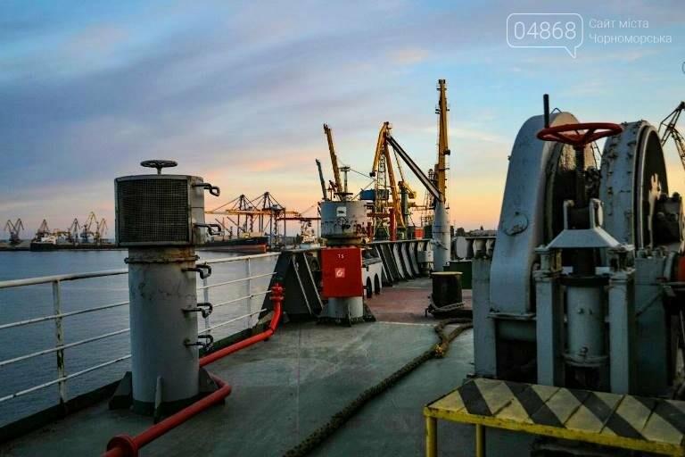 Ноябрь в истории морского порта Черноморск / Ильичевск: хроника событий , фото-4