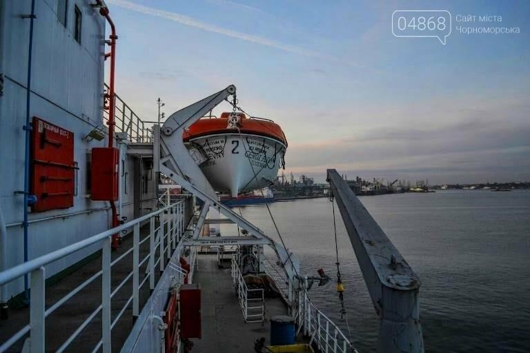 Ноябрь в истории морского порта Черноморск / Ильичевск: хроника событий , фото-5
