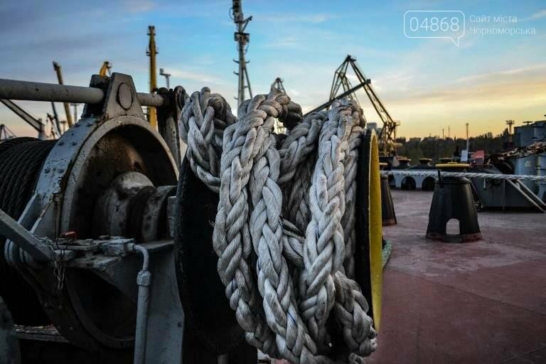 Ноябрь в истории морского порта Черноморск / Ильичевск: хроника событий , фото-6