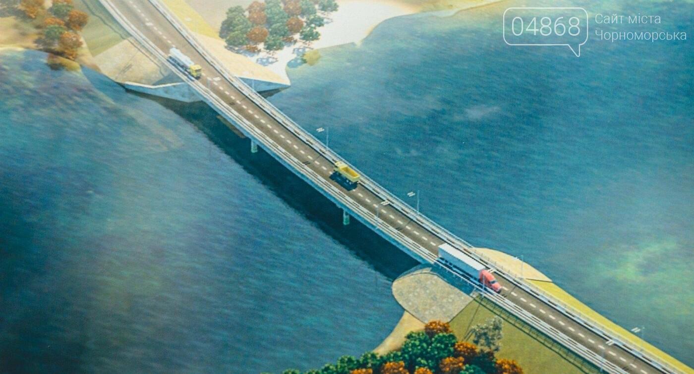 Ход строительства моста через Сухой Лиман, фото-2