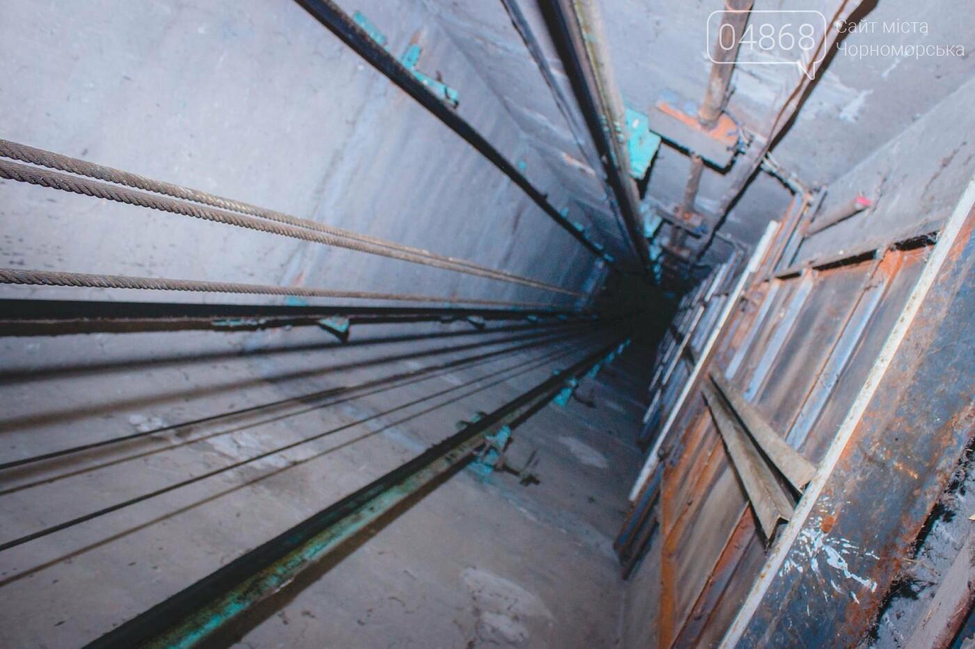В жилых домах Черноморска ремонтируют лифты, фото-4