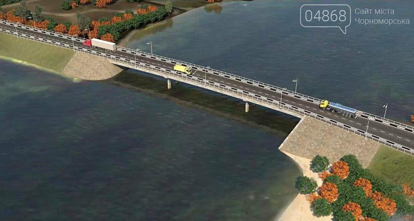 Ход строительства моста через Сухой Лиман, фото-3