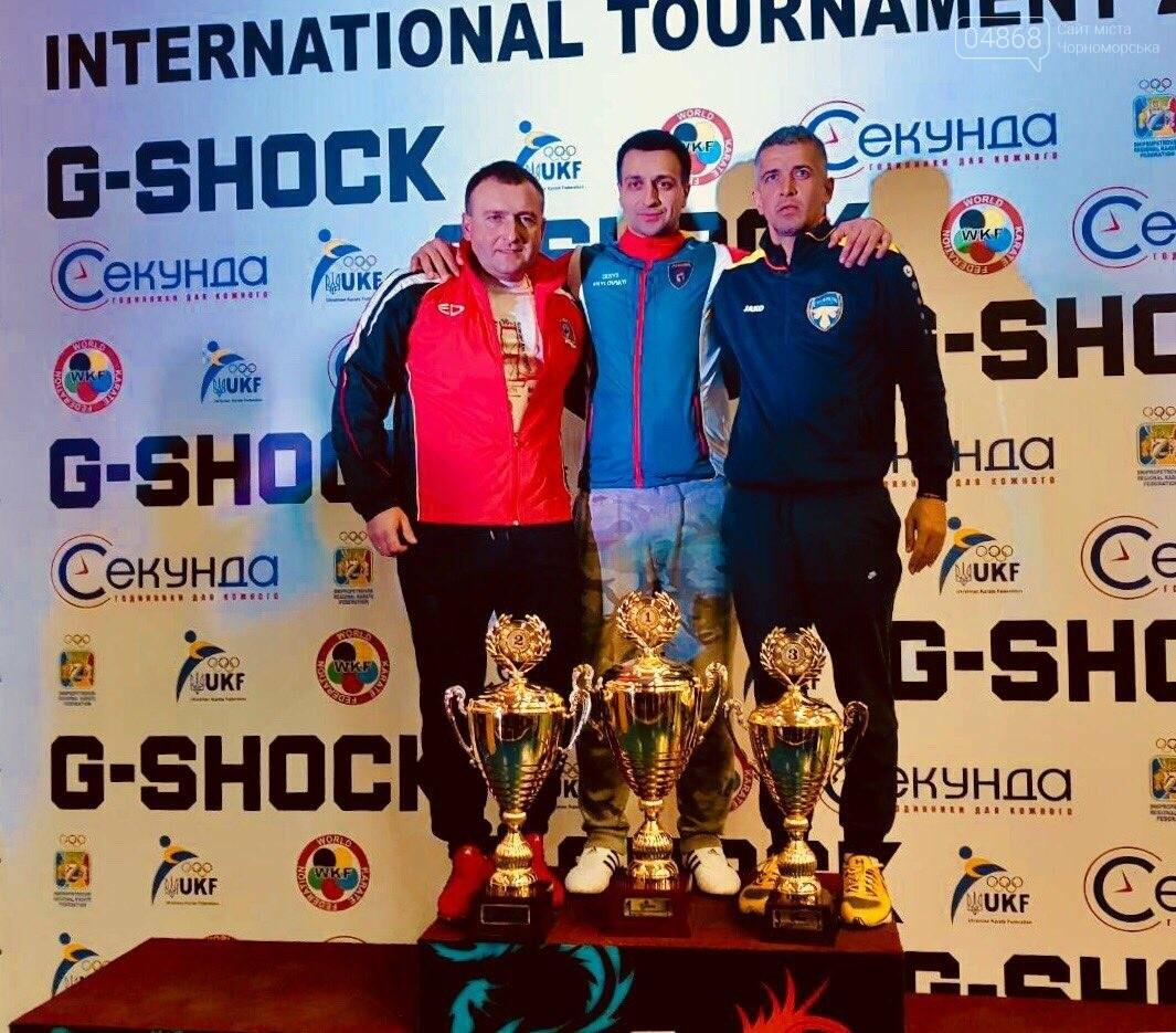 Черноморский СК «Катана порт Черноморск» вновь продемонстрировал отличные результаты на международном чемпионате (фото), фото-5
