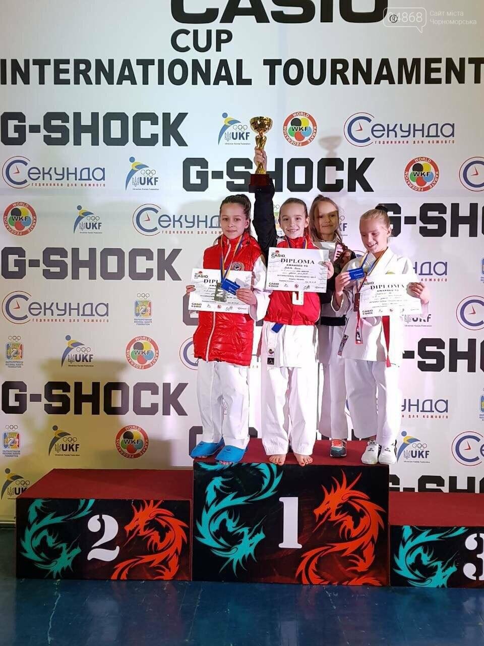 Черноморский СК «Катана порт Черноморск» вновь продемонстрировал отличные результаты на международном чемпионате (фото), фото-2