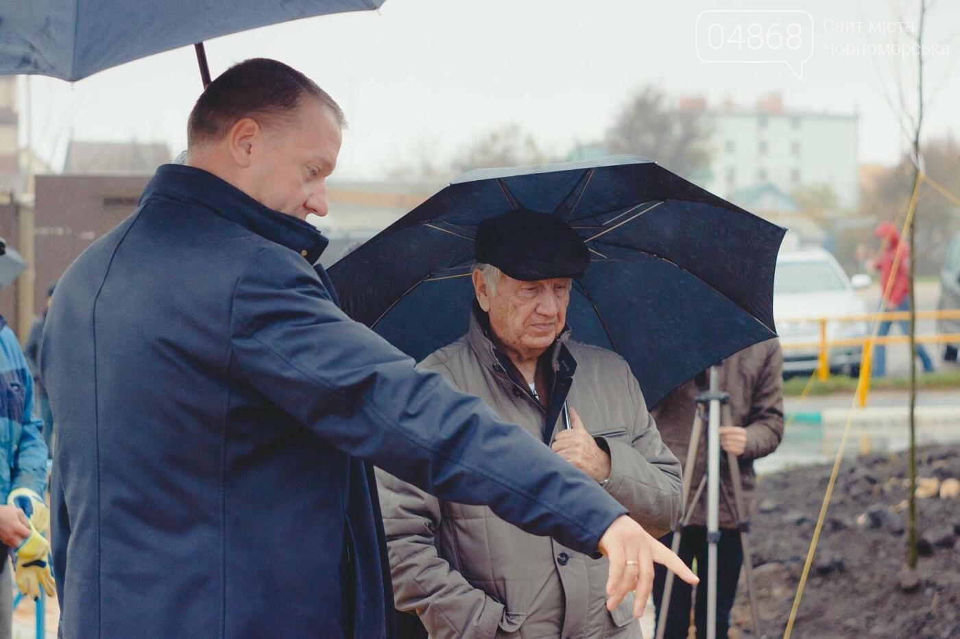 Продолжаются работы по благоустройству прибрежной территории Черноморска, фото-4