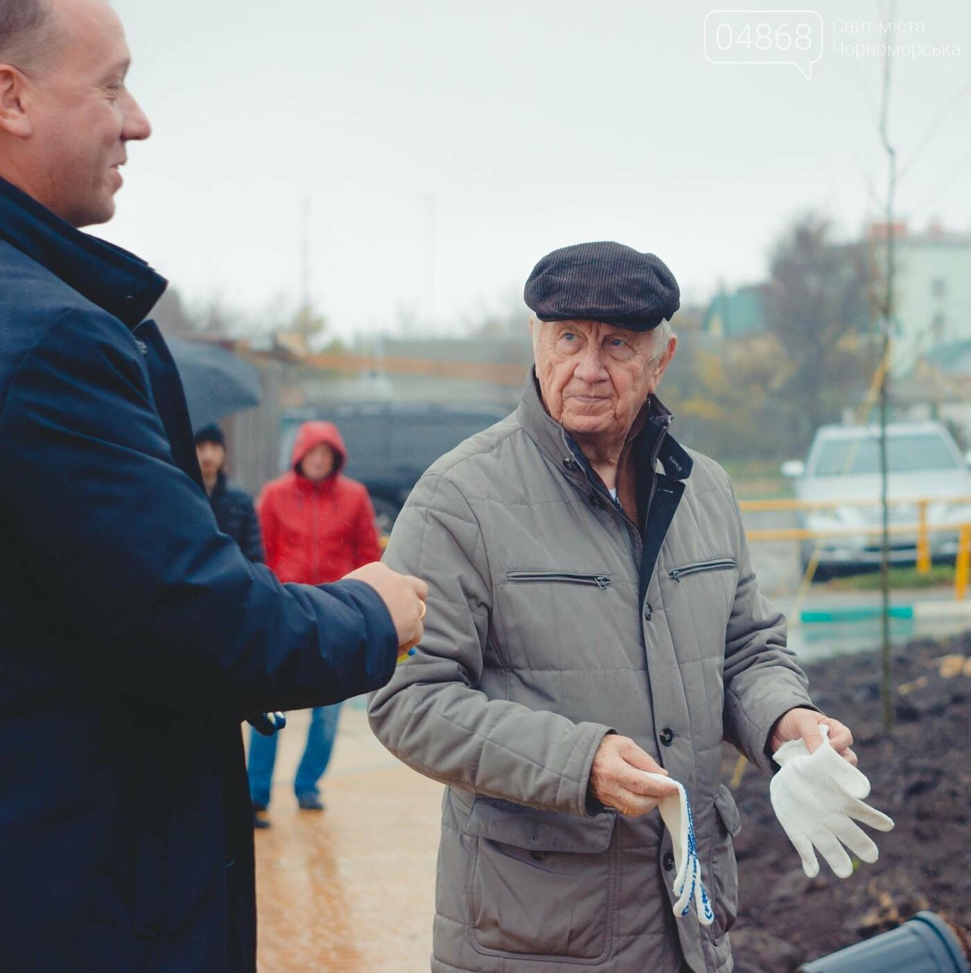 Продолжаются работы по благоустройству прибрежной территории Черноморска, фото-13