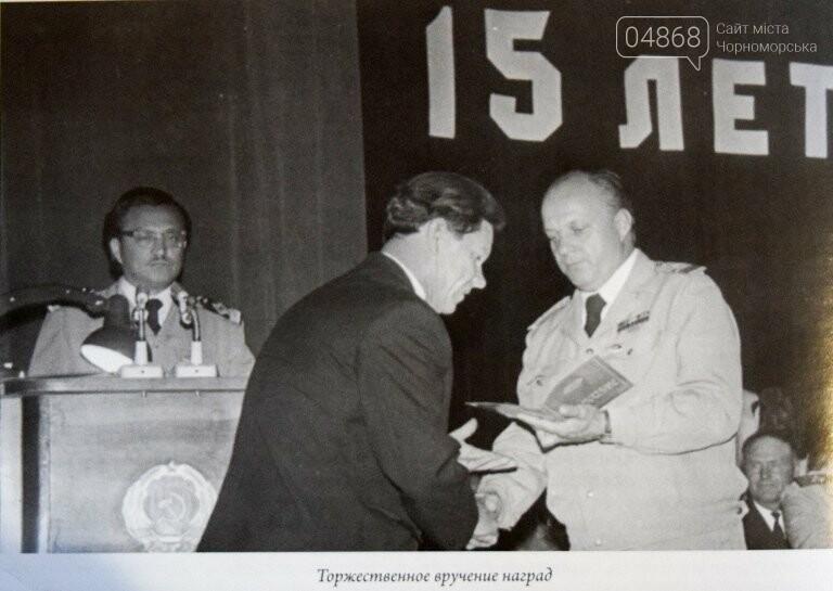 Мемориальные доски Черноморска: Валентин Иванович Золотарев, фото-4